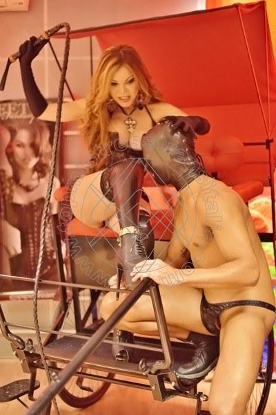 Foto hot 10 di Electra mistress trans Milano